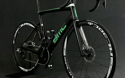 Sèrie F 03 – BMC Teammachine SLR 01 Disc