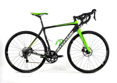 Cannondale: Synapse Disc Ultegra