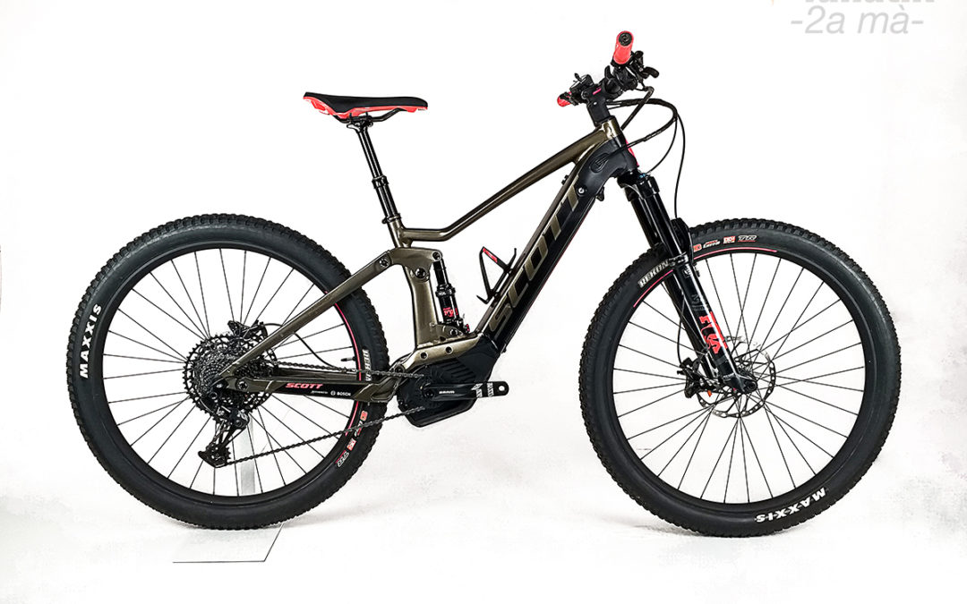 Scott: Strike Eride 920