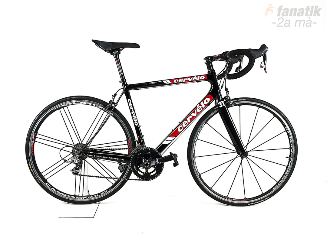 Cervélo: RS Sram Red