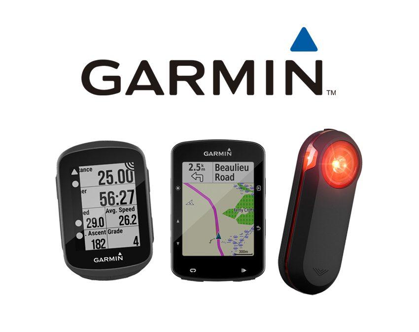 Novetats de Garmin per a ciclisme