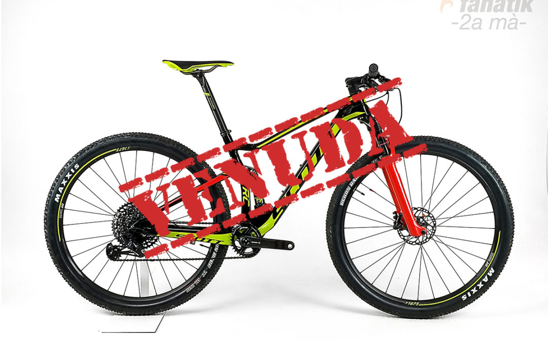 Scott: Spark RC 900 World Cup